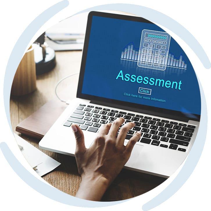 assessment online corso